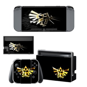 Image 3 - The Legend of Zelda Skin Sticker vinilo for NintendoSwitch stickers skins for Nintend Switch NS Console Joy Con Controllers