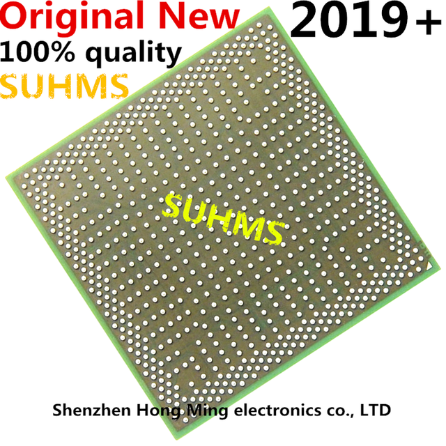 DC:2019 + 100% nuevo AM5000IBJ44HM BGA Chipset