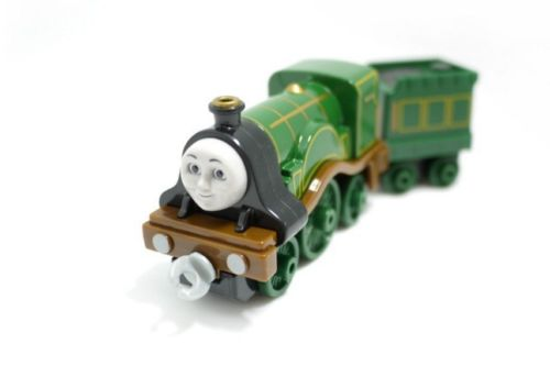 1:64 Diecasts Vehicles Thomas T050N EMILY Thomas And Friends Magnetic Tomas Truck Engine Railway Train Toys for Boys NIB