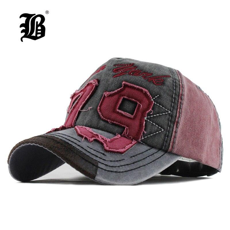 [FLB] Mens Baseball Caps Dad Casquette Women Wash Snapback Caps Bone Hats For Men Hat Gorras 79 Letter Cotton Hip Hop Cap F145 бейсболк мужские