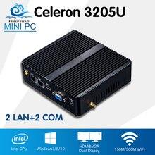 font b Mini b font Desktop Computer Celeron 3205U font b Mini b font font