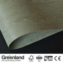 Silver OAK ไม้วีเนียร์ไม้พื้นเฟอร์นิเจอร์ DIY ธรรมชาติ 250x60 ซม. ห้องนอนโต๊ะเก้าอี้เฟอร์นิเจอร์อุปกรณ์เสริม veneers