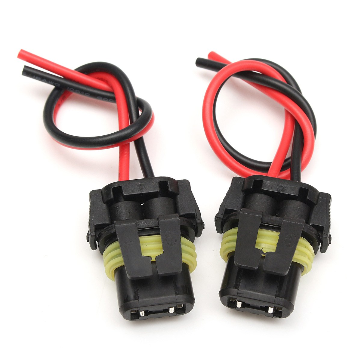 1pair Power Line Wire H10 9145 Harness Plug Fog Lamp Headlight Bulb Ford Expedition Wiring Connector Adapter For Gmc In From Automobiles Motorcycles On