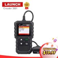 LAUNCH Full OBD2 Code Reader Scanner Creader 3001 OBDII EOBD Car Diagnostic Tool In Russian CR3001