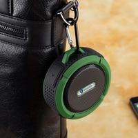 Reizen Draagbare Speaker Waterdichte Bluetooth Speaker Mini Draadloze Subwoofer Speakers Outdoor Sport Klankkast handsfree Speaker