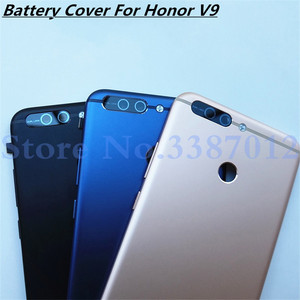 Image 1 - For Huawei Honor 8 Pro DUK L09 / Honor V9 DUK AL20 DUK TL30 Back Battery Cover Door Housing Case Rear Glass Parts