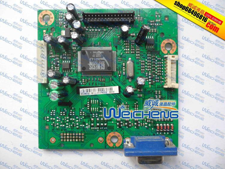 Free Shipping>PTFWAE-17 logic board 4H.L2N01.A00 driver board / motherboard-Original 100% Tested Working free shipping q7t6 driver board fp71g u driver board fp75g motherboard 4h 06l01 a00 original 100% tested working