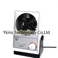 New (electrostatic ion fan) ST101A PC ionized air blower fan ion anti static 220V AC