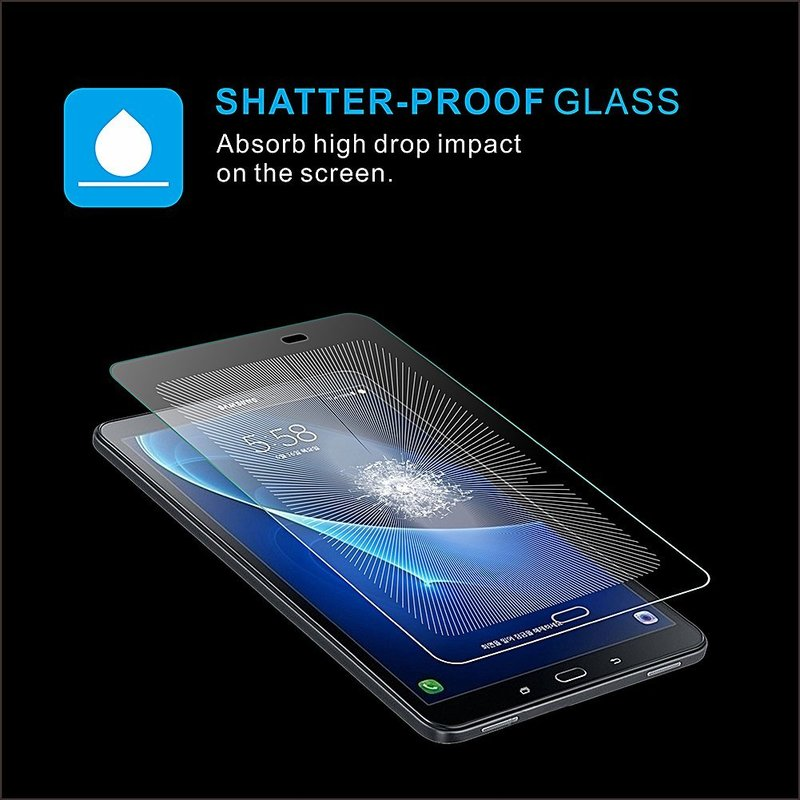 9H T285 T280 Tempered Glass 2.5D Cover For Samsung Galaxy Tab A A6 2016 LTE 7 Inch Tablet Screen Protector Protective Film