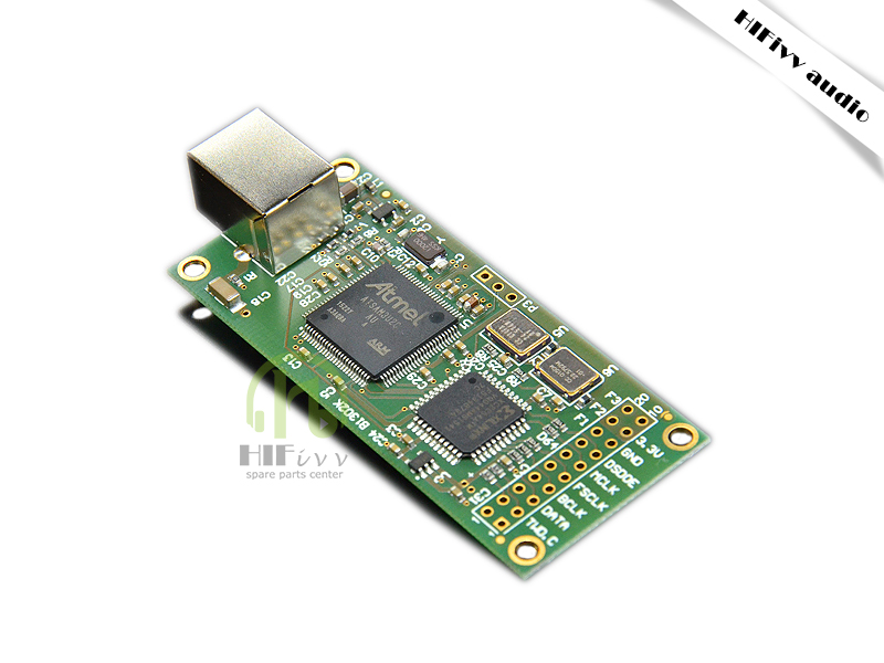 HIFivv audio USB decoder Combo384 USB to I2S Digital Interface usb amplifier DAC board 100% Original