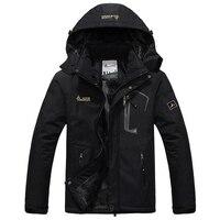 Winter Jacket Men Thick Windproof Hood Parka Mens Jackets And Coats Windbreaker Outdoorsport Coat Jaqueta Masculina