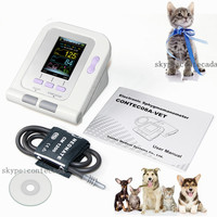 2018 Digital Veterinary Blood Pressure Monitor NIBP cuff,Dog/Cat/Pets CONTEC08A VET,Software