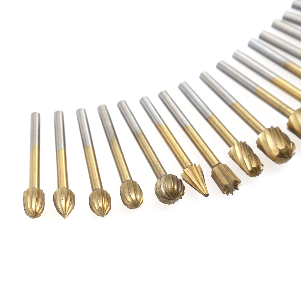 alloet 20pcs Mini drill bit High Speed Steel HSS Micro Twist Drill Set Routing Router Grinding Bit Speed Kit For Rotary Cutter free shipping of 1pc hss 6542 made cnc full grinded hss taper shank twist drill bit 11 175mm for steel