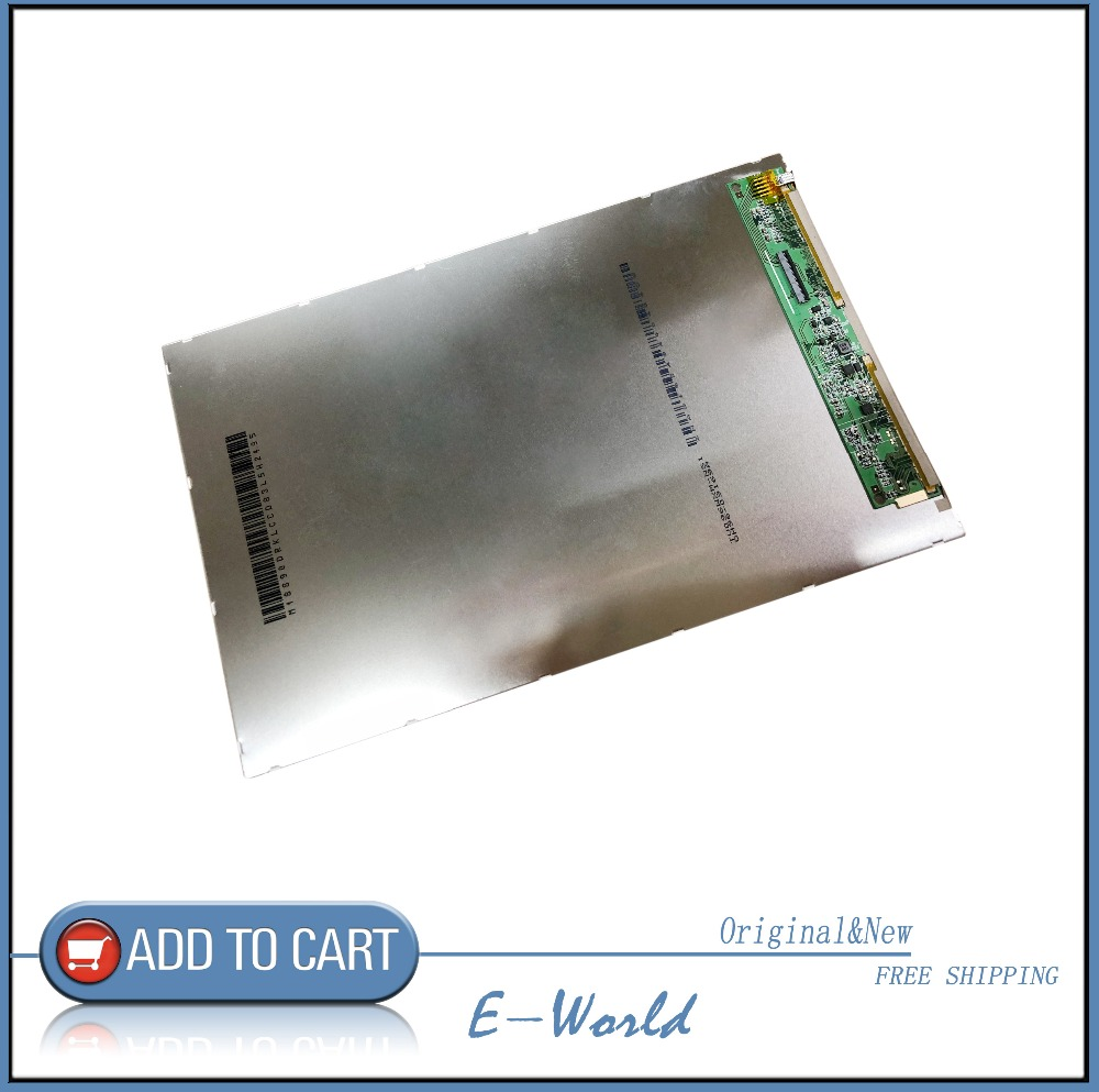 Original 9.6inch LCD Screen TV096WXM-NS1 TV096WXM-NS TV096WXM For Tablet Pc Free Shipping