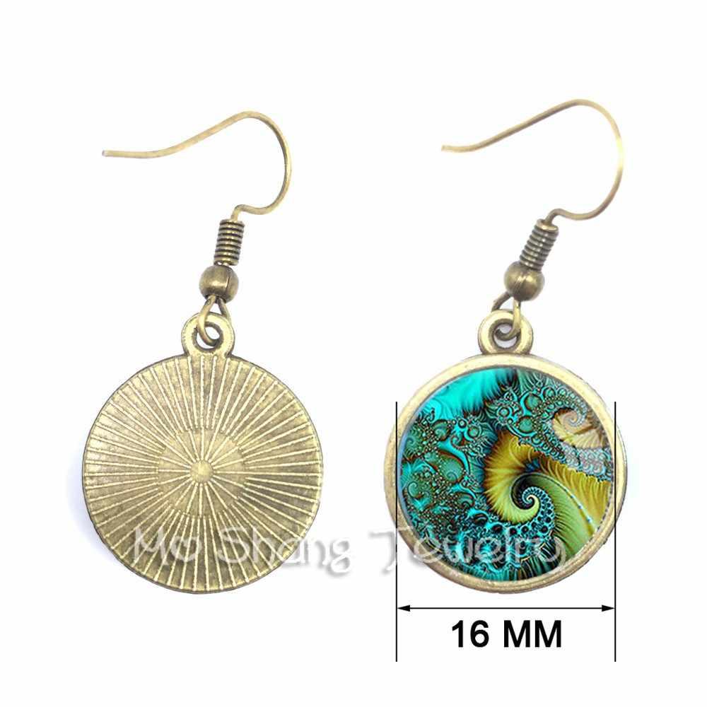 Cheshire Drop Earrings Alice In Wonderland Jewelry Fun Gift Teen Girl Gift Sister Gift Geekery Earrings