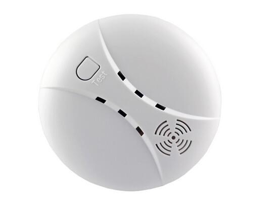 SmartYIBA IOS/Android App Remote Control Network Alarm System GSM Wireless WIFI Alarm Kits With Smoke Alarm+Glass Break Sensor