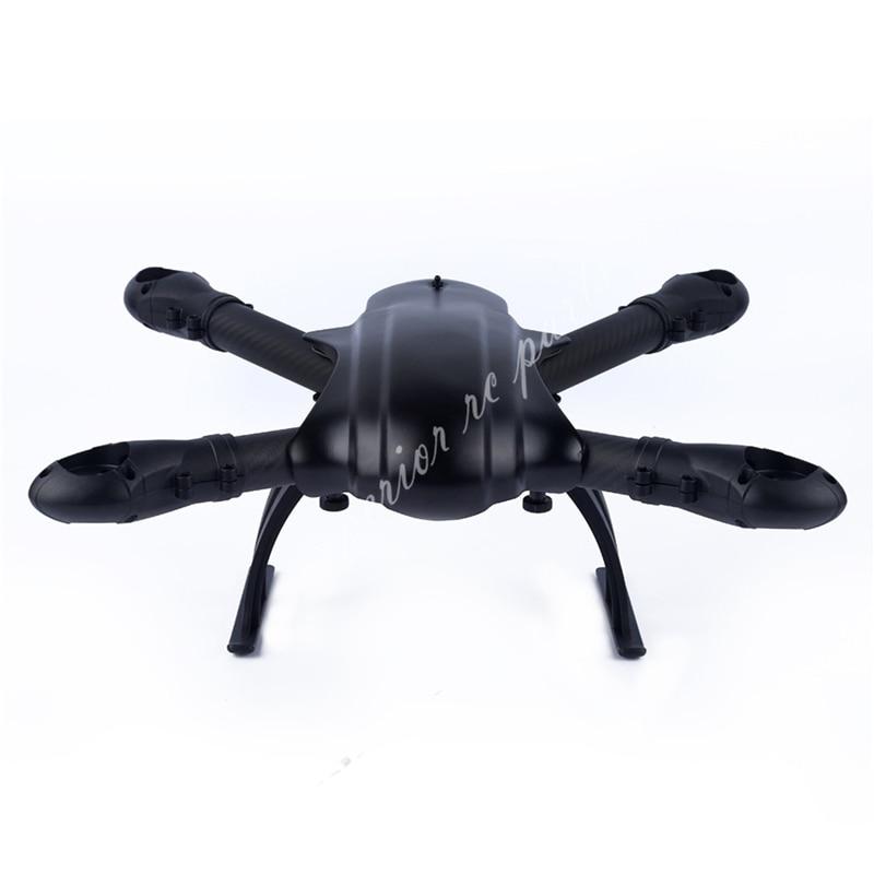 CUAV 480mm 4 Axis Folding Quadcopter Frame 30mm Aluminum Arm with ...