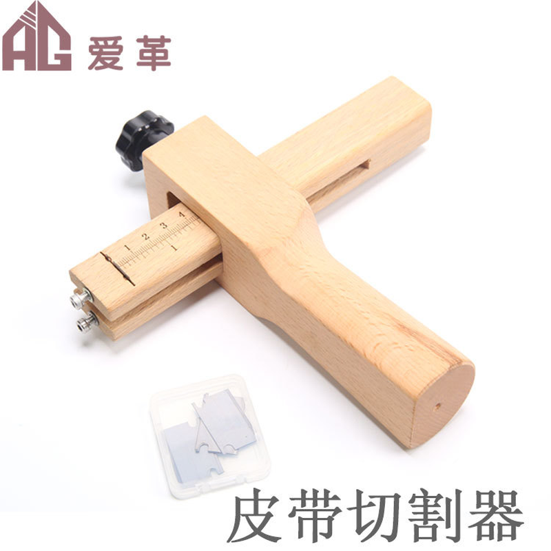 DIY Leather Tools Accessories Belt Cutter Leathermaking Leathercraft Arts Crafts Sewing Tailor Supplier