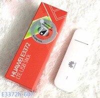 Unlocked Huawei E3372 E3372h 607 2pcs Antenna 4G LTE 150Mbps USB Modem 4G LTE USB Dongle