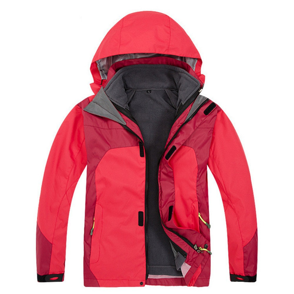 Prix pour Enfants Snowboard 3in1 Veste Pour Garçons et Filles Étanche Thermique Manteau ski veste pour enfants snowboard Sportwear Survêtement