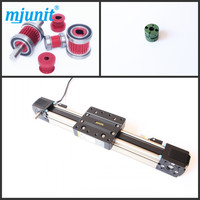 mjunit45 linear Rail Guide way System
