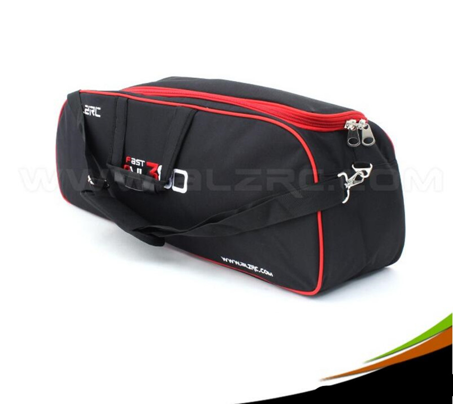 ALZRC 380 - Devil 380 FAST New Carry Bag fit SAB Goblin 380 - Black alzrc devil 500 rigid new body assembly