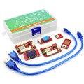 Elecrow ESP8266 IOT Kit Estación Meteorológica Sensores Nodemcu DIY Producto Inteligente Domótica