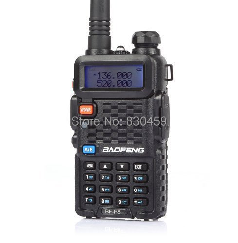 BaoFeng BF-F8+ plus Dual-Band 136-174/<font><b>400</b></font>-520 <font><b>MHz</b></font> FM Ham Two Way Radio Transceiver image