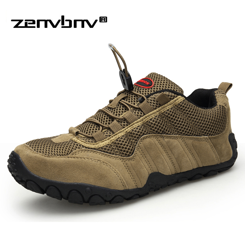 Autumn Safety Shoes Mens Work Boots Desert Boots Shoes Steel Toe Work Boots Fashion Leat ...