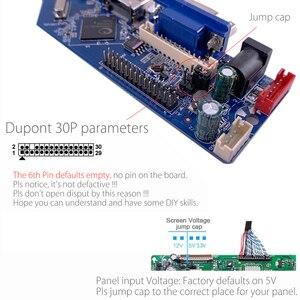 Image 4 - CV56XL L uniwersalny kontroler LCD LED TV płyta sterownicza zestaw TV/PC/VGA/HDMI/USB interfejs Matrix V53RUUL Z1