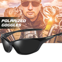 High Quality Windproof Driving Sunglasses Men Polarized Sports Tactical outdoor Goggles oculos de sol masculino zonnebril heren