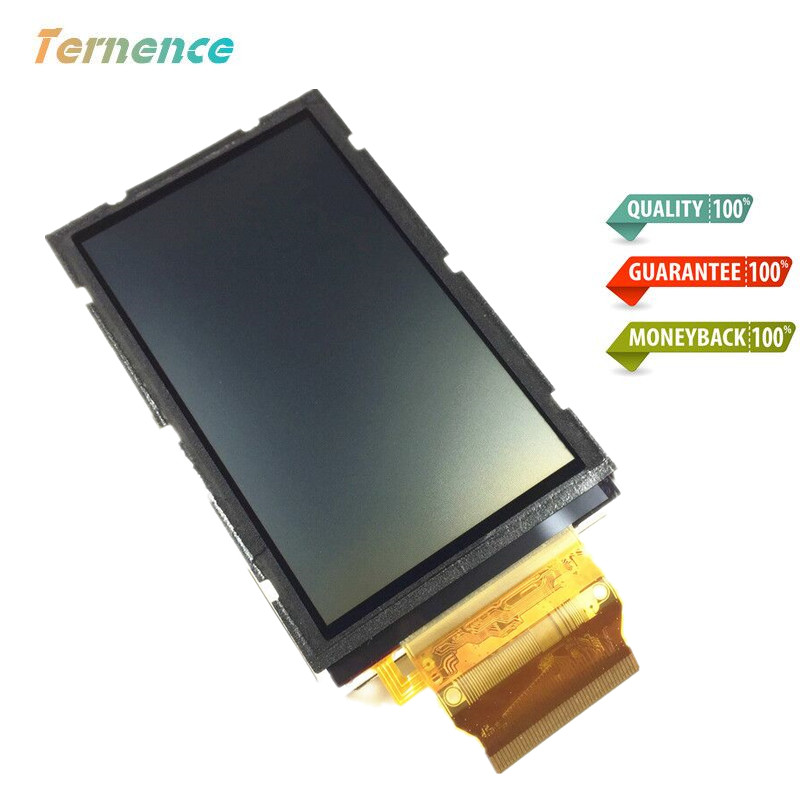 цена на Skylarpu 3 inch LCD For GARMIN OREGON 550 550t Handheld GPS LCD display screen Without touch panel Free shipping