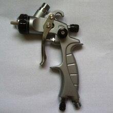 SAT1216 Высокое Качество Одной Насадкой Распылителем HVLP Мини Личные Хромирование Краска Пистолет