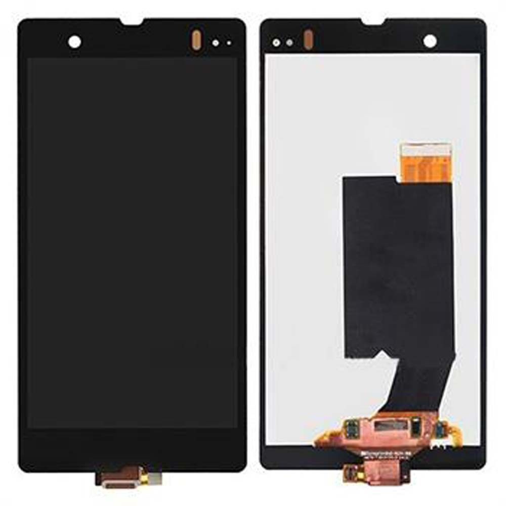 LCD Display For Sony Xperia Z L36 LT36 C6602 C6603 C6606 L36H With Touch Screen Digitizer Glass Panel Assembly