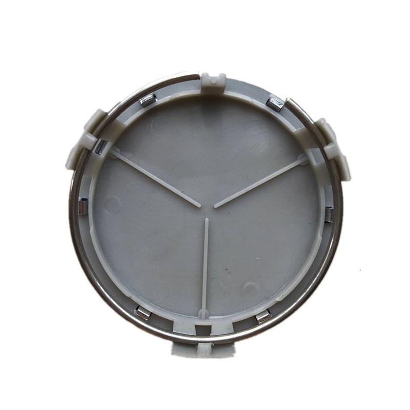 4x 75mm Car Wheel Center Hub Cap Emblem Caps For Mercedes Benz W202 W210 W212 C260 CLK A B C E M CLA CLC CLS G S R Class Hub Cap