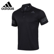 Новое поступление,, мужская спортивная одежда с коротким рукавом, для тренировок, с рисунком поло