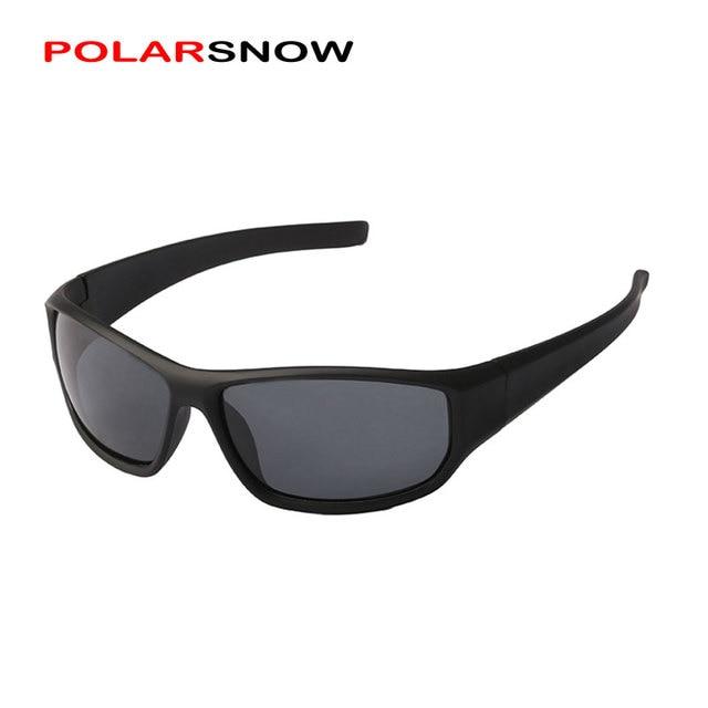 c686bb984a16 POLARSNOW Vintage Polarized Sunglasses Men Tr90 Frame Driving Goggles Sun  Glasses Oculos De Sol Masculino P8843