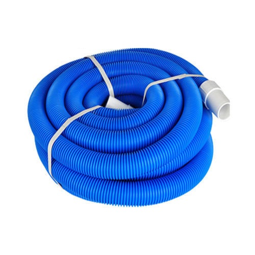 Swimming Pool Vac Hose 1.5 inch Cuffed 9m For Vacuum Suction Pools Suction
