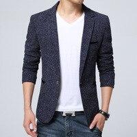 Male Blazer 2018 New Fashion Casual Men Blazers Slim Korea Style Men's Jacket Man Suits Jacket Blazers Men Brand Clothing