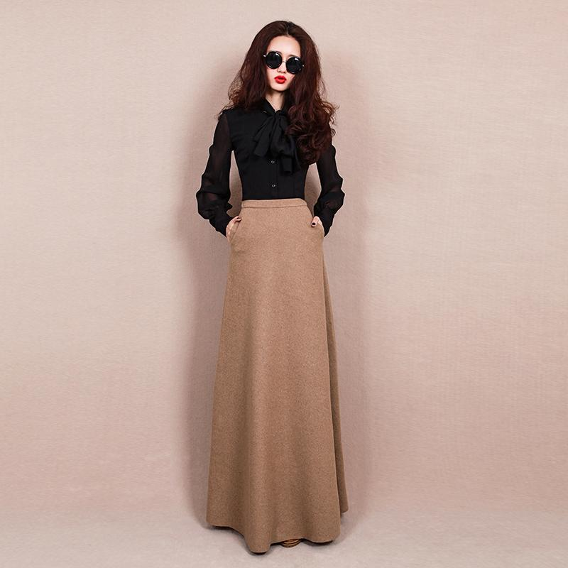 Popular Long Maxi Umbrella Skirt-Buy Cheap Long Maxi Umbrella ...