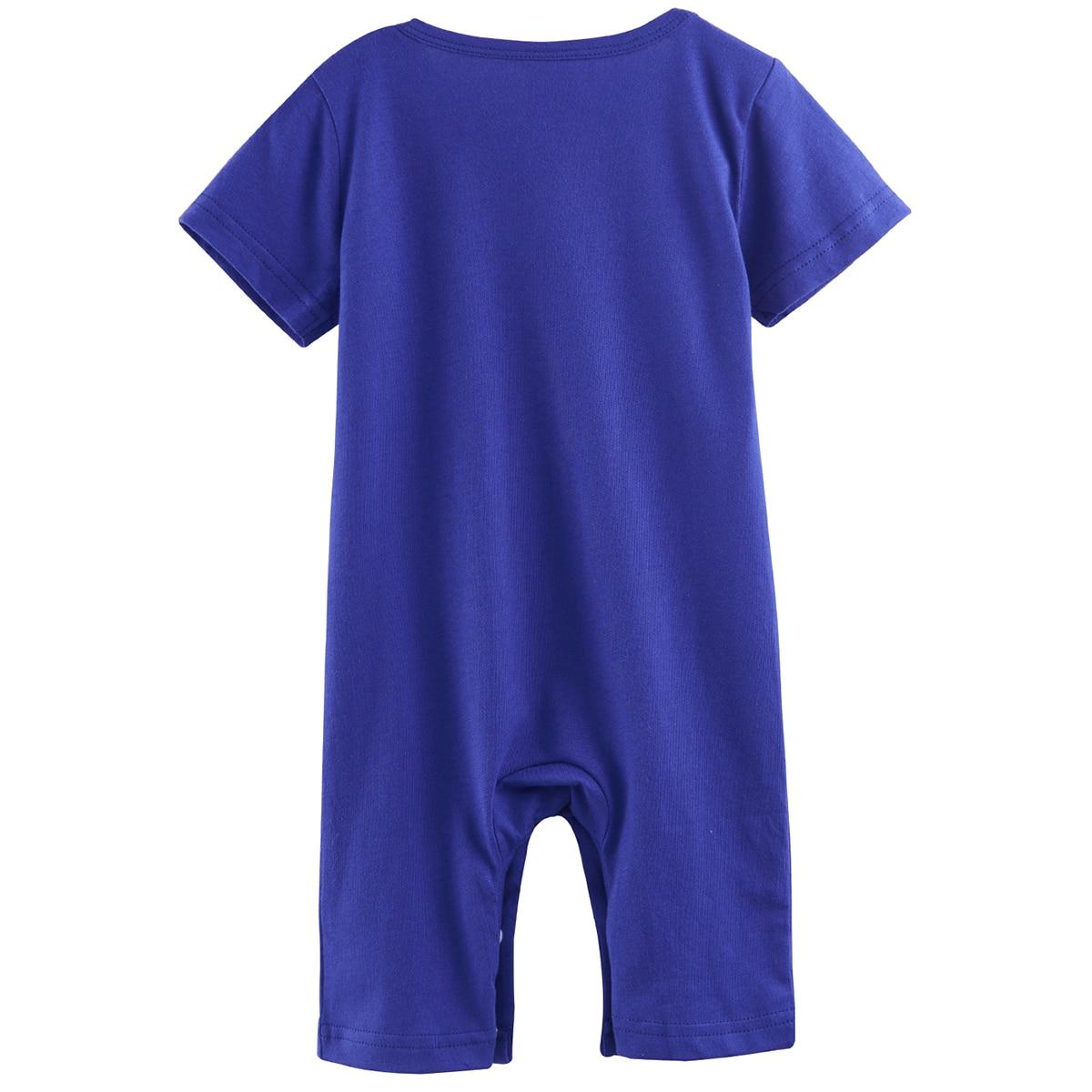 320107725 Baby Boys Romper Dragon Ball Z Costume Vegeta Infant Jumpsuit ...