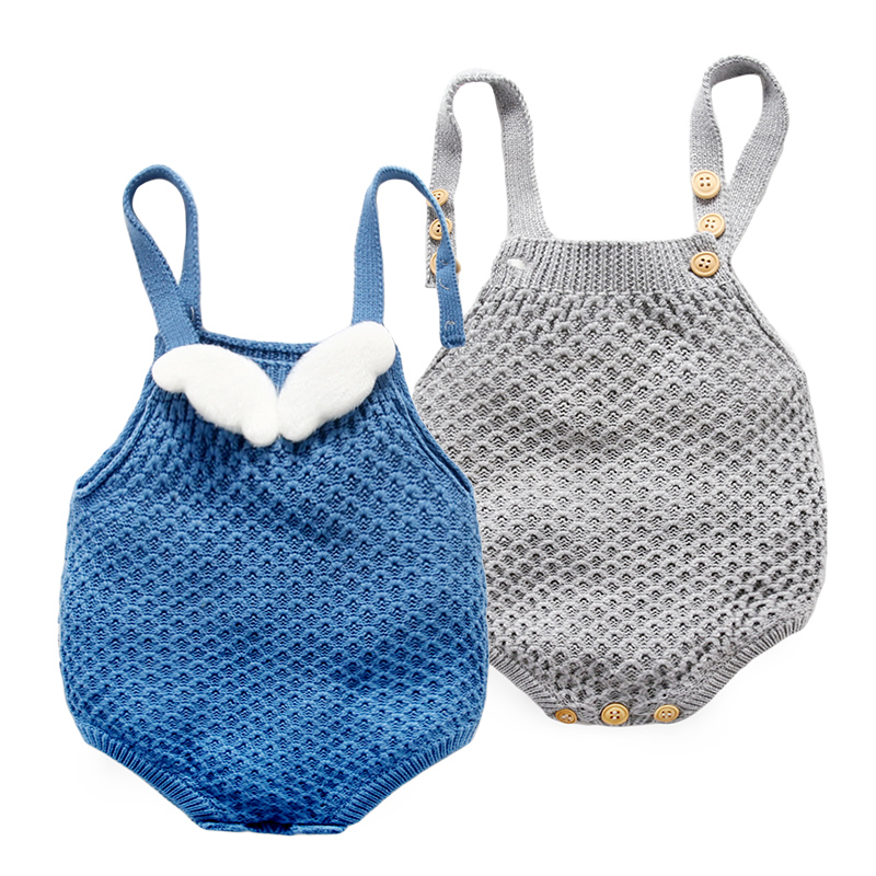 baby clothes autumn baby bodysuits cotton knitted clothes newborn wear wholesale