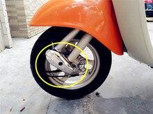 Мотоциклы accessries покрытие передняя вилка крышка пластиковая крышка для Giorno AF24 Хулио AF52