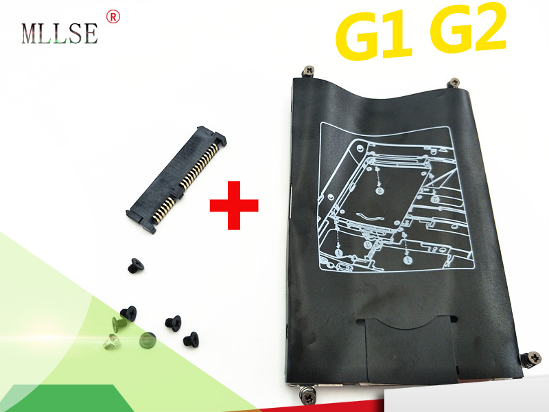 New Hard Drive HDD Caddy & Connector For HP EliteBook 820 720 725 G1 G2 Laptop