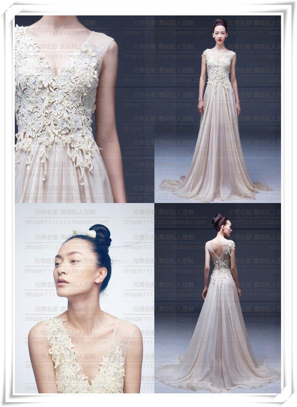 Casamento модные пикантные аппликации кружево кристалл vestido de novia Длинные невесты 2018 свадебное платье Мать невесты платья для женщин