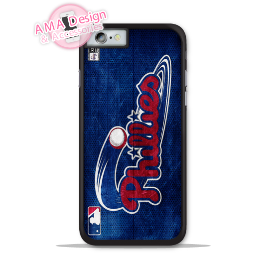 Philadelphia Phillies Baseball Fans Phone Cover Case For Apple iPhone X 8 7 6 6s Plus 5 5s SE 5c 4 4s For iPod Touch