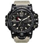 Waterproof watch men's sports watch shock wave military watch 2018 G style men's sports LED wrist watch waterproof Relogio men's