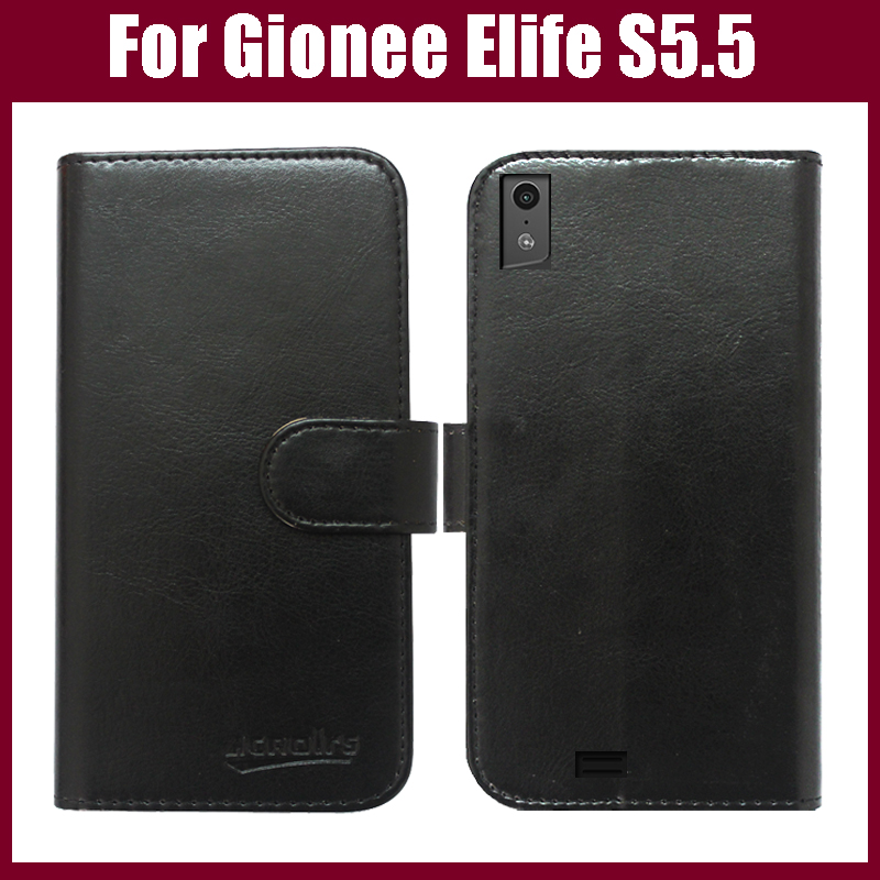 Gionee Elife S5.5 Case New Arrival High Quality Flip Leather Exclusive Phone Cover Case For Gionee Elife S5.5 Case Wallet Style