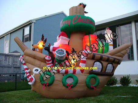 new hot selling inflatable christmas funny santa - Christmas Inflatables Cheap