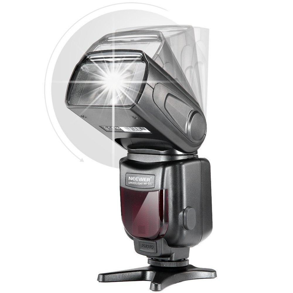 Neewer NW-562C E-TTL Flash Speedlite Kit for Canon DSLR Camera genuine meike mk950 flash speedlite speedlight w 2 0 lcd display for canon dslr 4xaa
